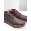 Kožená pánska členková obuv bata, hnedá, 846-4652 - 14