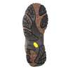 Kožená členková obuv v Outdoor štýle merrell, hnedá, 806-4569 - 17