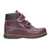 Detské členkové topánky so zateplením primigi, fialová, 324-9012 - 26