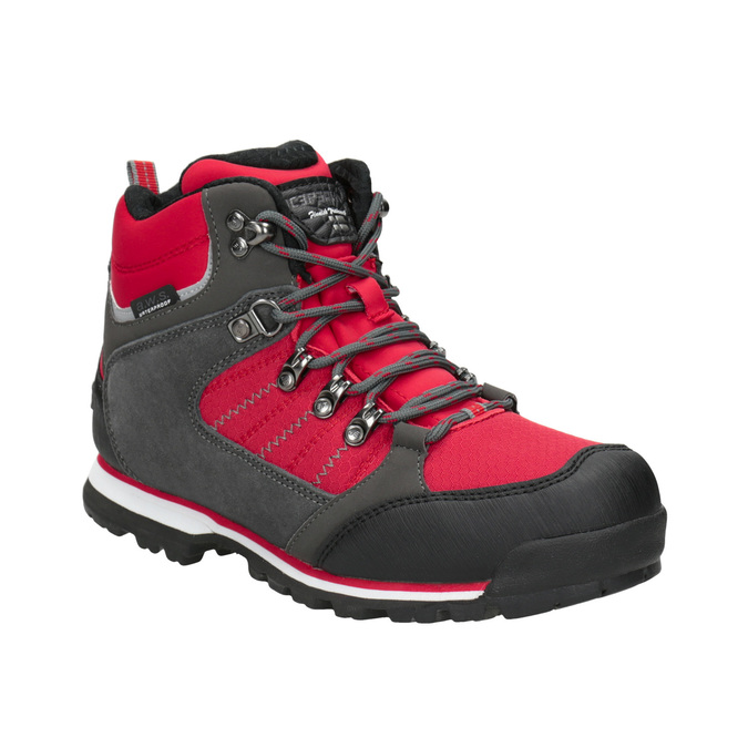 Detská zimná obuv v Outdoor štýle icepeak, červená, 399-5016 - 13