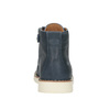 Detská členková obuv z kože primigi, modrá, 314-9004 - 16