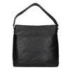 Dámska kožená kabelka bata, čierna, 964-6271 - 26