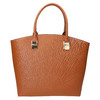 Hnedá dámská kabelka bata, hnedá, 961-3821 - 17