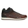 Kožená zimná obuv bata, hnedá, 846-4646 - 19