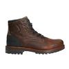 Kožená pánska obuv s masívnou podrážkou bata, hnedá, 896-4665 - 15