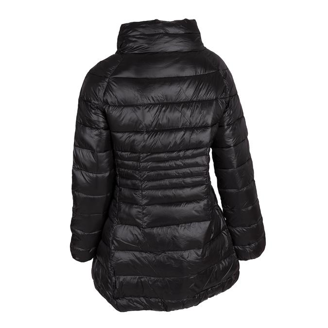 Dámska prešívaná bunda bata, čierna, 979-6166 - 26
