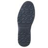 Hnedá kožená zimná obuv bata, hnedá, 896-4667 - 19