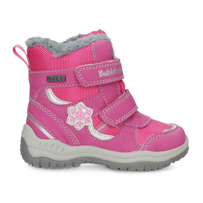 Ružové detské snehule bubblegummers, ružová, 199-5602 - 19