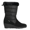 Dámska zimná obuv comfit, čierna, 696-6624 - 15