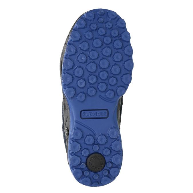 Detská zimná obuv mini-b, modrá, 293-9614 - 19