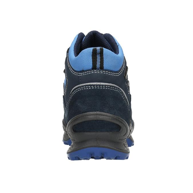 Detská zimná obuv mini-b, modrá, 293-9614 - 17