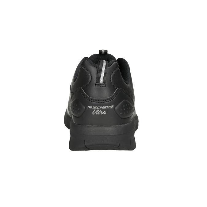 Dámske čierne tenisky skechers, čierna, 501-6317 - 16