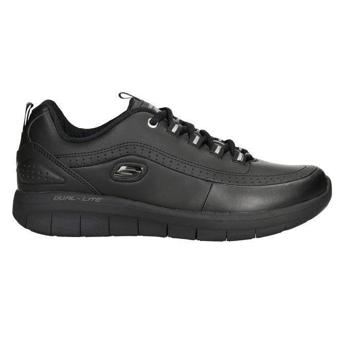 Dámske čierne tenisky skechers, čierna, 501-6317 - 26
