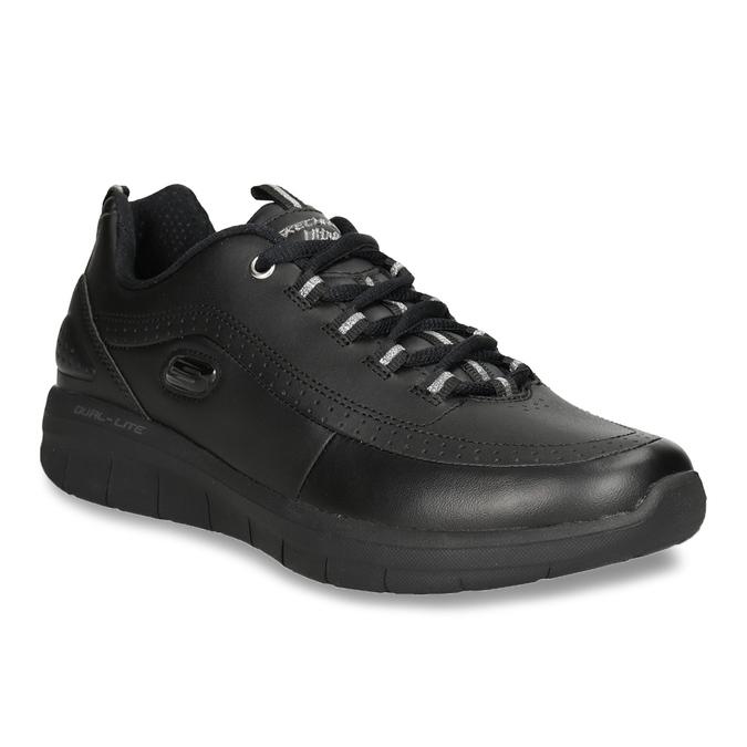 Dámske čierne tenisky skechers, čierna, 501-6317 - 13