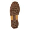 Kožená pánska zimná obuv k1x, hnedá, 806-3495 - 17