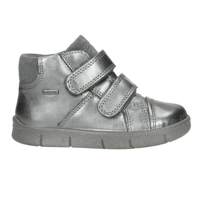 Detská členková obuv superfit, biela, 126-1037 - 26