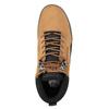 Pánska kožená členková obuv k1x, hnedá, 806-4552 - 15