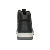 Pánska kožená zimná obuv weinbrenner, čierna, 896-6701 - 16