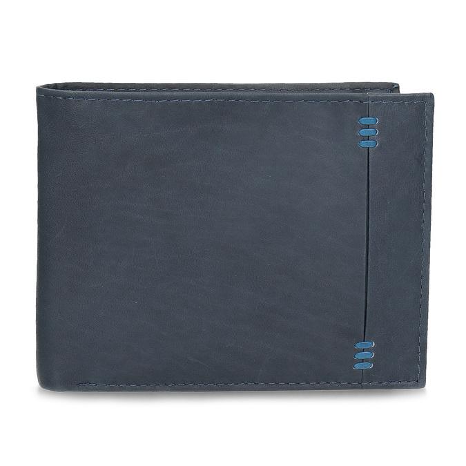Kožená pánska peňaženka bata, modrá, 944-9188 - 26