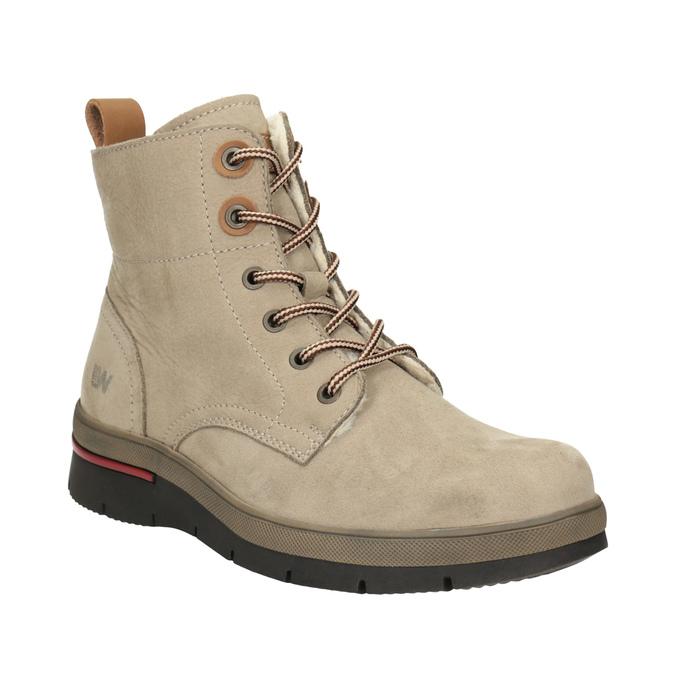 Weinbrenner Dámska členková zimná obuv - Weinbrenner pre ňu  c19a3b42b1c