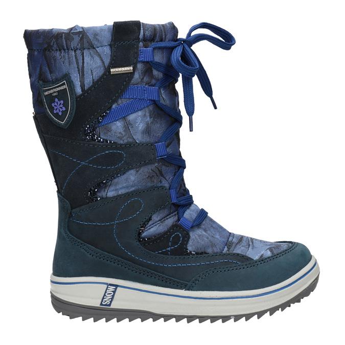 Detské snehule weinbrenner-junior, modrá, 393-9607 - 16