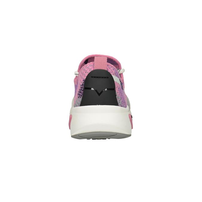 Ružové športové tenisky diesel, ružová, 509-5760 - 15