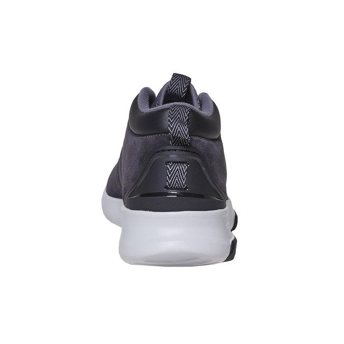Kožené pánske tenisky adidas, čierna, 803-6202 - 17
