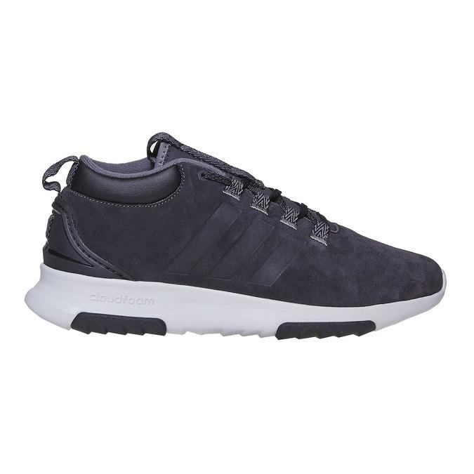 Kožené pánske tenisky adidas, čierna, 803-6202 - 15