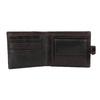 Pánska kožená peňaženka bata, hnedá, 944-4202 - 15