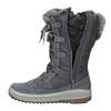 Dámska zimná obuv s kožúškom weinbrenner, šedá, 593-2616 - 15