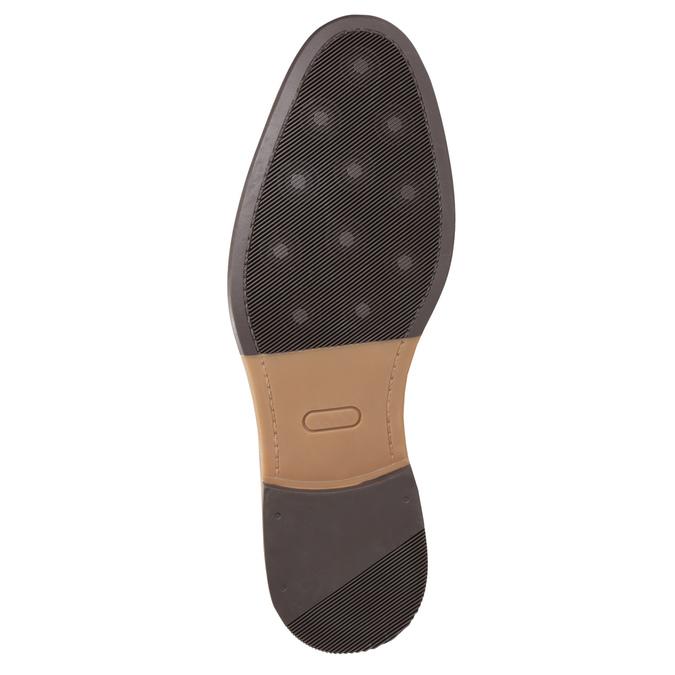 Členková pánska obuv bata, čierna, 826-6926 - 17