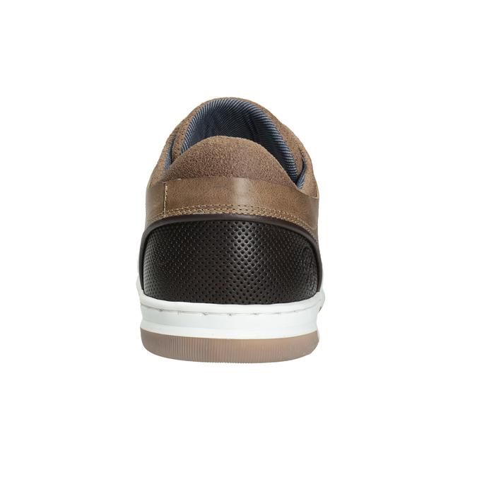 Kožené pánske tenisky bata, 846-8927 - 16