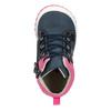 Členková obuv s výraznou podrážkou bubblegummers, modrá, 121-9619 - 15