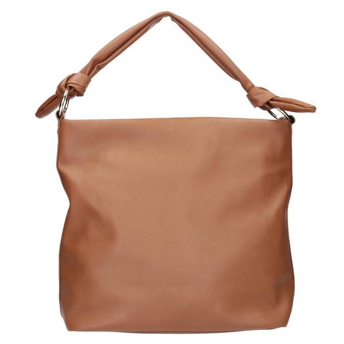 Hnedá dámska Hobo kabelka bata, hnedá, 961-3843 - 16
