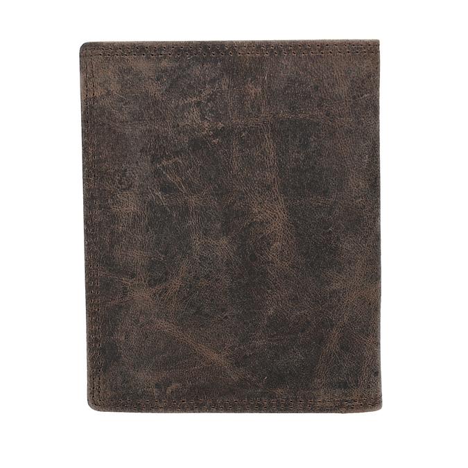 Hnedá pánska kožená peňaženka bata, hnedá, 944-4208 - 16