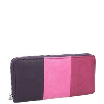 Dámska peňaženka na zips bata, 941-5216 - 13