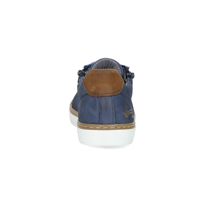 Kožené detské tenisky mini-b, 414-9600 - 15
