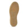 Kožené detské tenisky s cvočkami mini-b, čierna, 324-6605 - 18