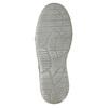 Pánske kožené Slip-on topánky weinbrenner, šedá, 836-2602 - 19