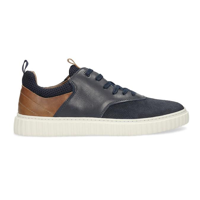Ležérne kožené tenisky bata, 843-9637 - 19