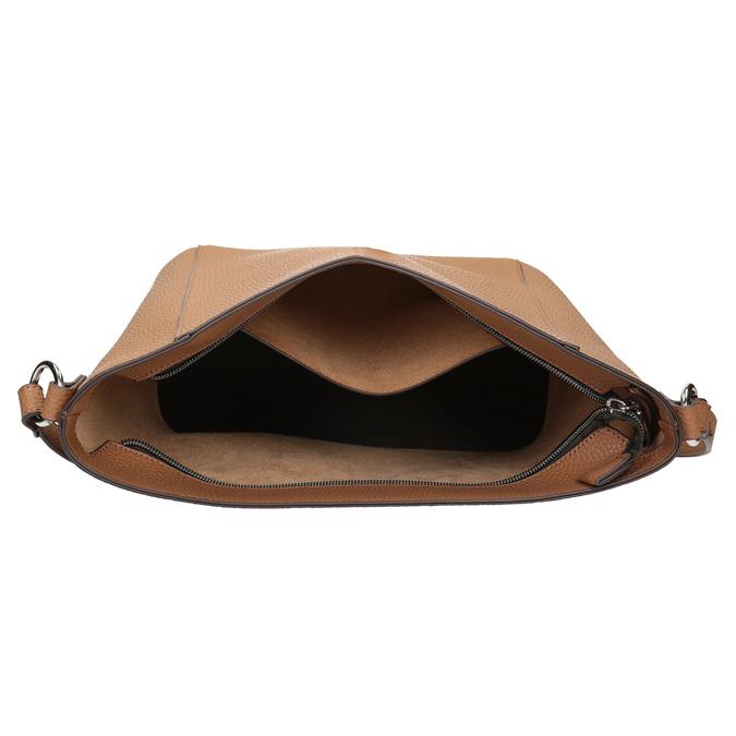 Hnedá dámská Crossbody kabelka bata, hnedá, 961-4842 - 15