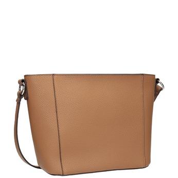 Hnedá dámská Crossbody kabelka bata, hnedá, 961-4842 - 13