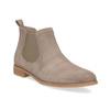 Kožená dámska Chelsea obuv bata, 593-8614 - 13