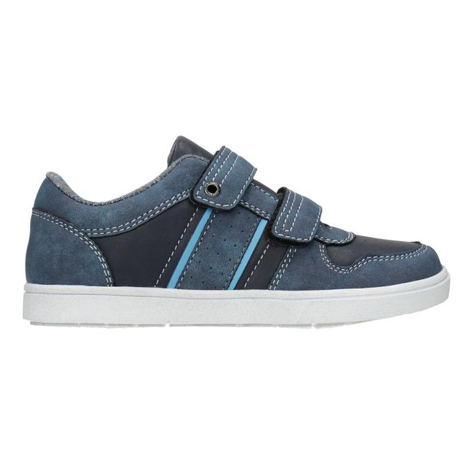 Modré detské tenisky mini-b, 411-9101 - 26