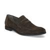 Kožené mokasíny v štýle Penny Loafers vagabond, hnedá, 813-4053 - 13