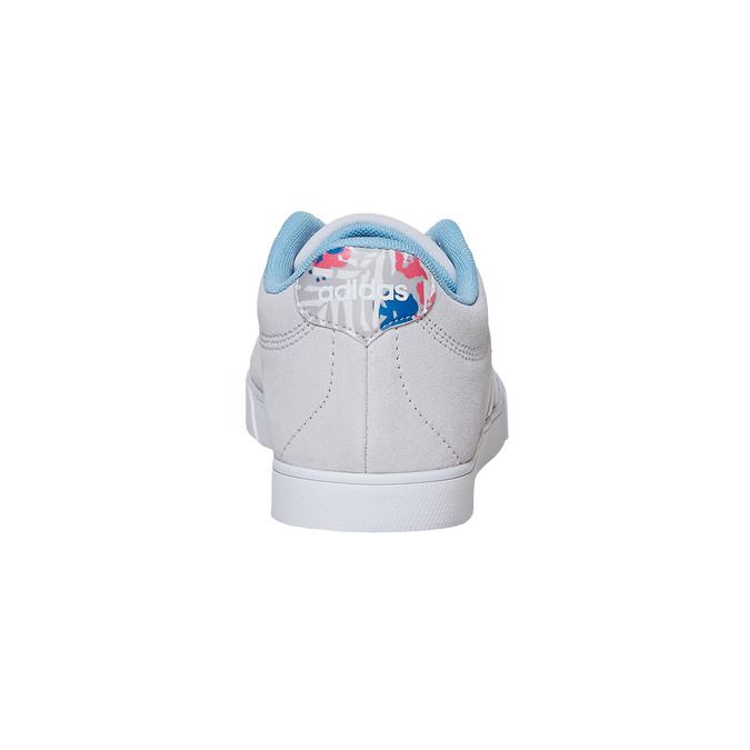 Dámske šedé tenisky adidas, šedá, 501-2229 - 17