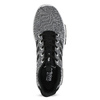 Čierno-biele tenisky s tkaným vzorom adidas, čierna, 809-1101 - 17