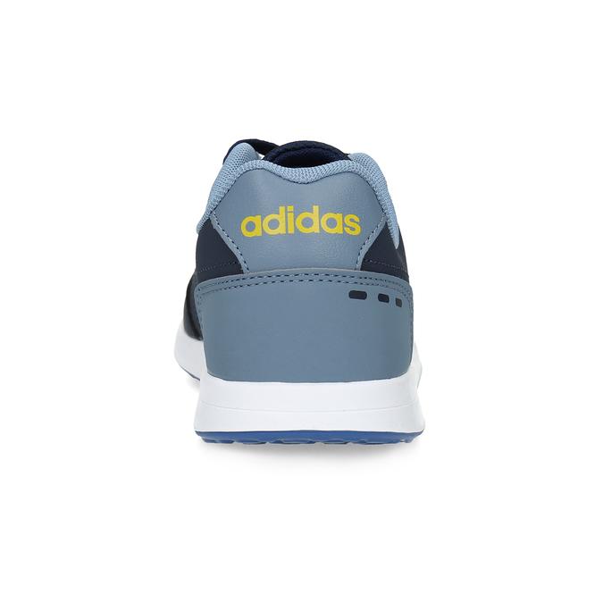 Modré detské tenisky adidas, modrá, 401-9181 - 15