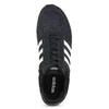 Čierne pánske tenisky z brúsenej kože adidas, čierna, 803-6293 - 17