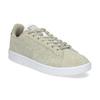 Béžové pánske tenisky z brúsenej kože adidas, béžová, 803-8394 - 13